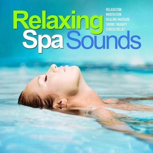 Meditation Spa - Relaxing Spa Sounds Vol 3 (2015) MP3