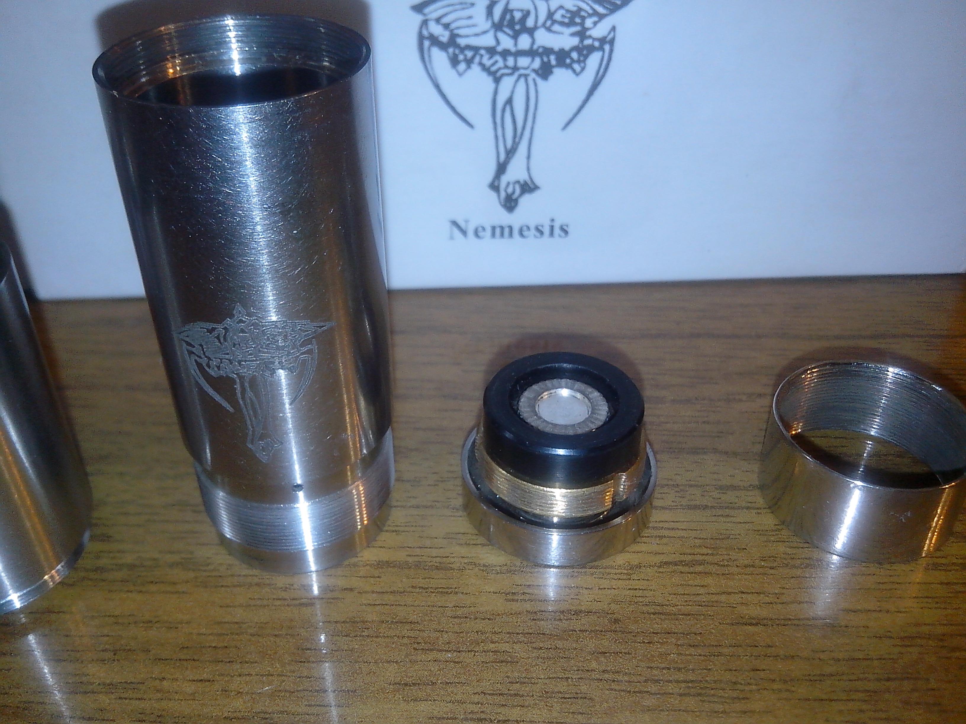 Продам nemesis, magma, аккумулятор, жидкость + куча плюшек 208