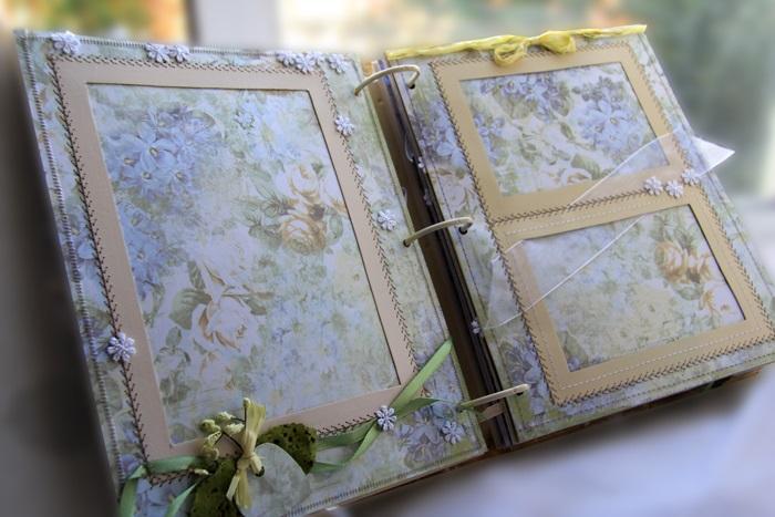 Свадебный фотоальбом своими руками мастер класс скрапбукинг