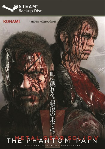 Metal Gear Solid V: The Phantom Pain (Konami Digital Entertainment) (RUS/ENG/Multi8) [DL|Steam-Rip]