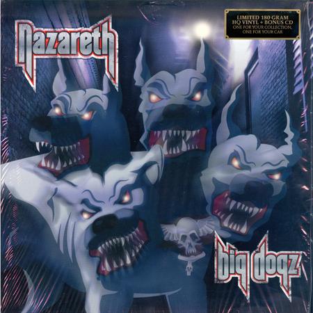 Download Nazareth Discography Vinyl Rip Lossless