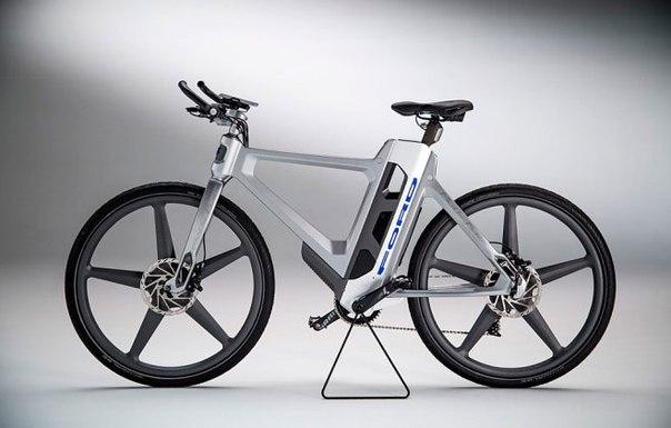 Электровелосипед MoDe:Flex