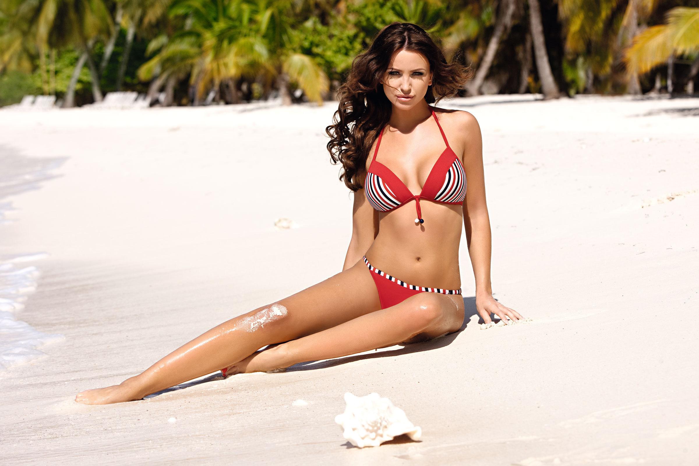 Фото девушек на пляже профи 8 фотография