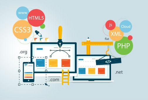Разработка сайтов — главные составляющие