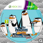 Kinect. The Penguins Of Madagascar. 2811afcb7e3e7e081af7abd48635c64b