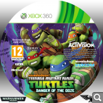 Teenage Mutant Ninja Turtles Danger of the Ooze A344329a86d7ebe42402b0d990257468