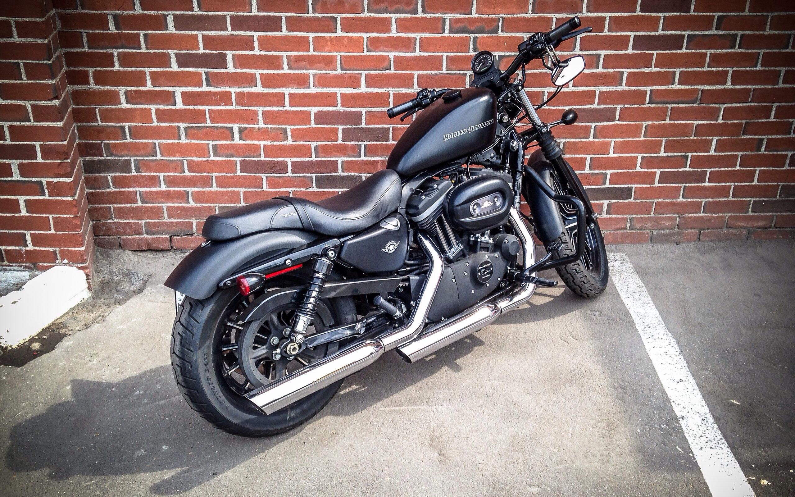 руль Harley Davidson