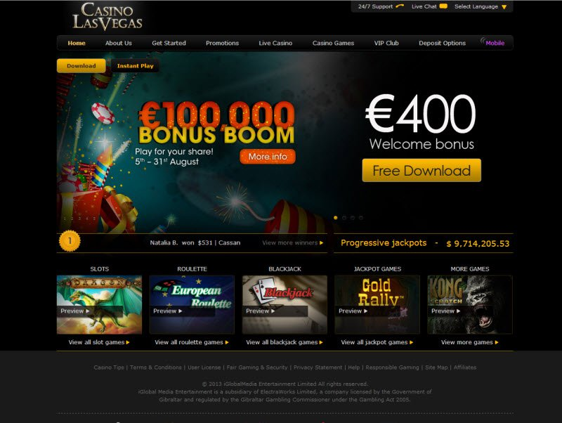 kazino info