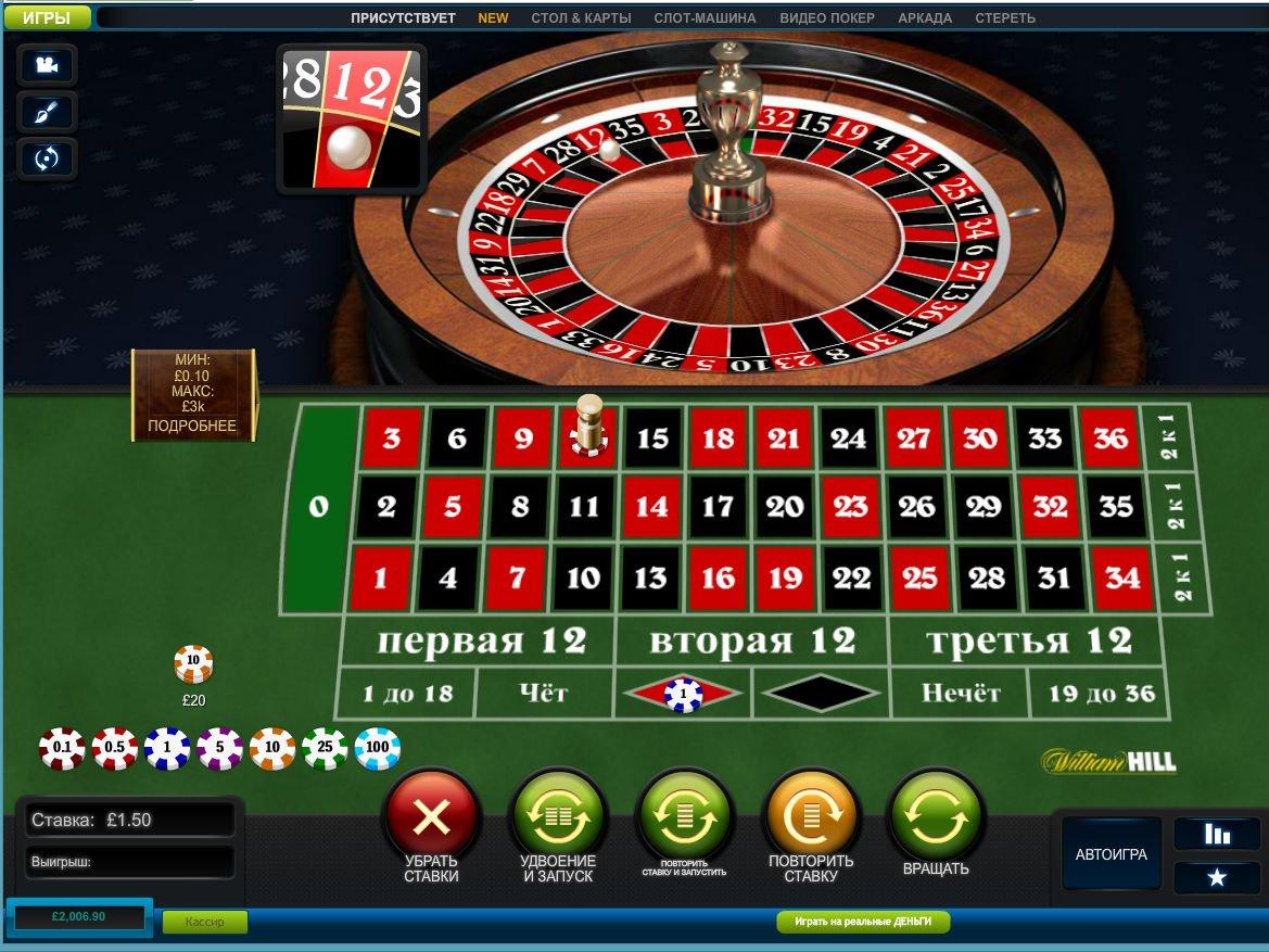 русская рулетка правила игры казино