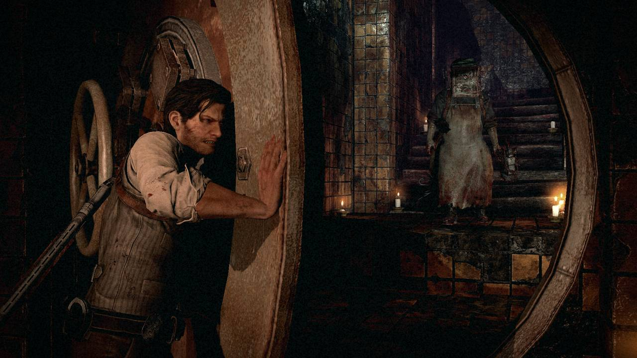 The Evil Within (2014/XBOX360/Русский) | Freeboot