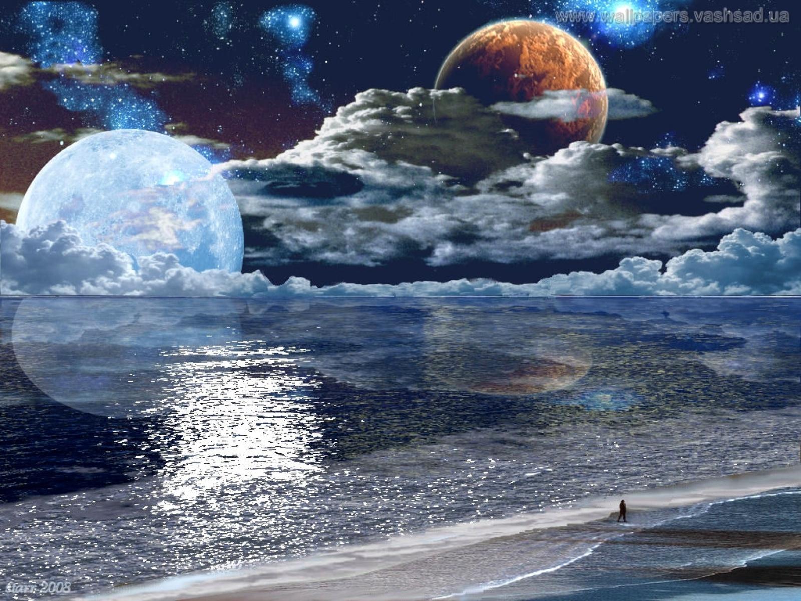 актерская картинки фантастическое небо гиф поэтому