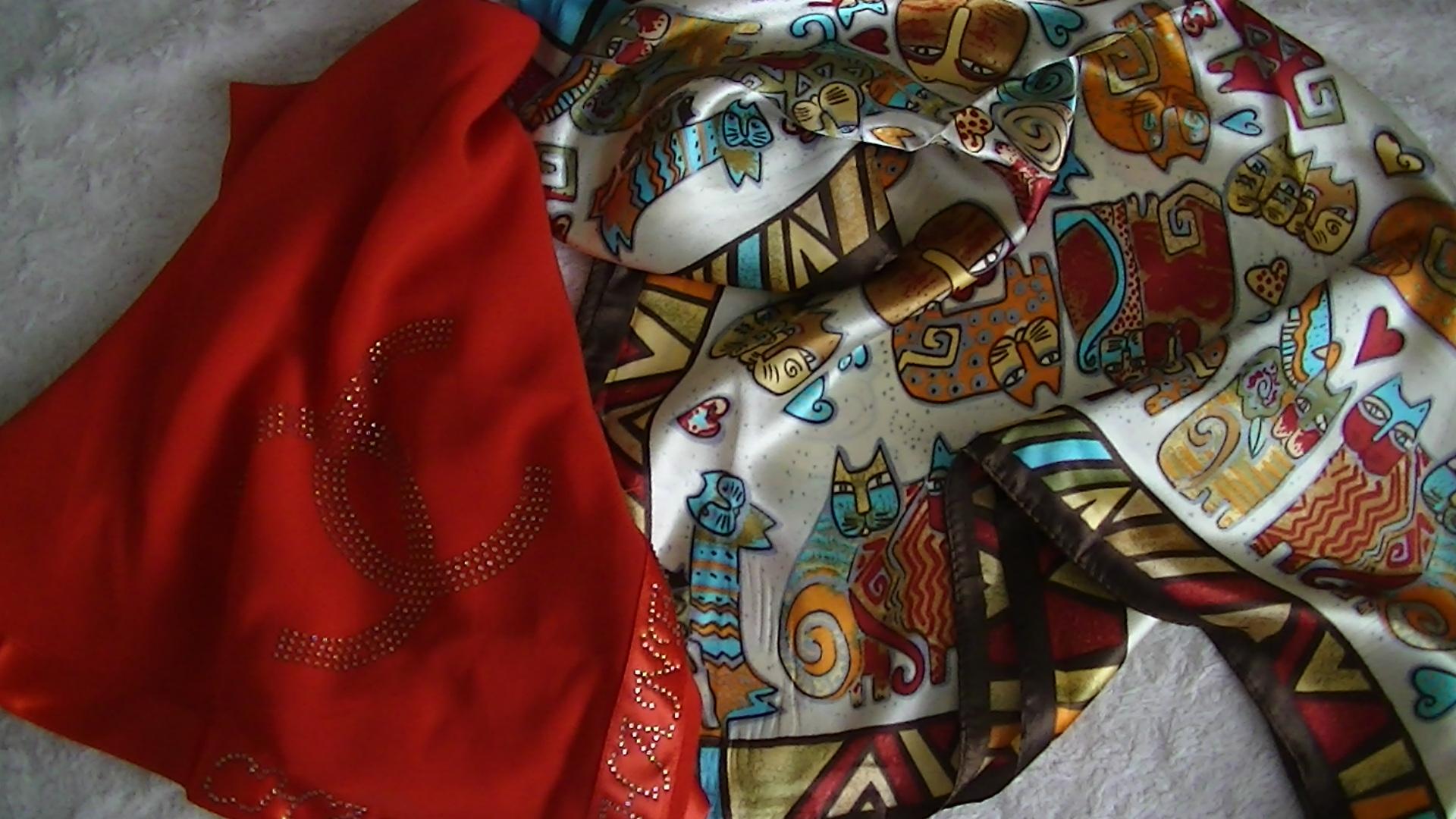 Недорогие женские платки