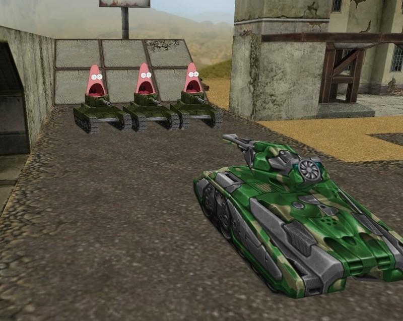 Прикольны картинки про танки онлайн, день рождения