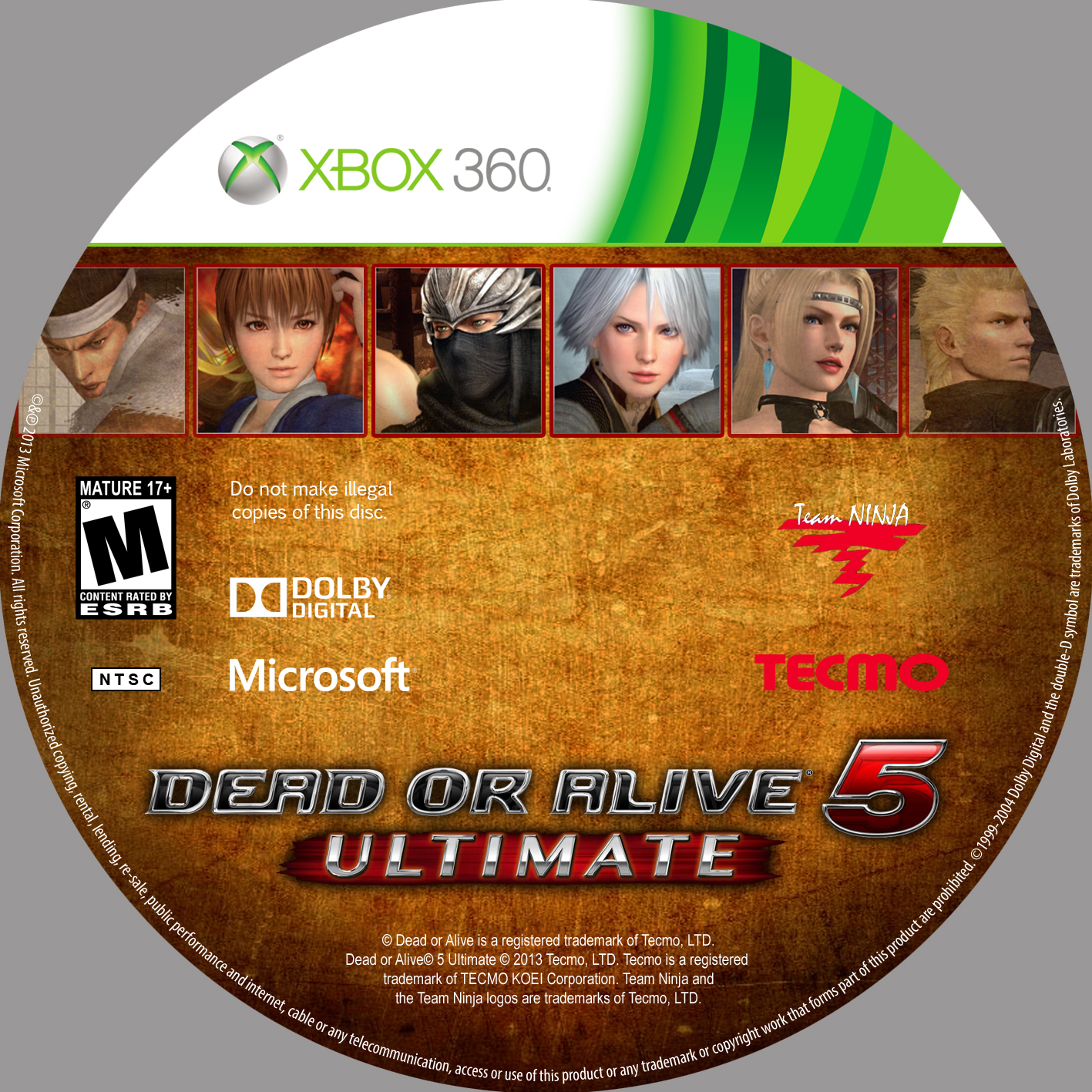 Dead or Alive 5 Ultimate CD.jpg