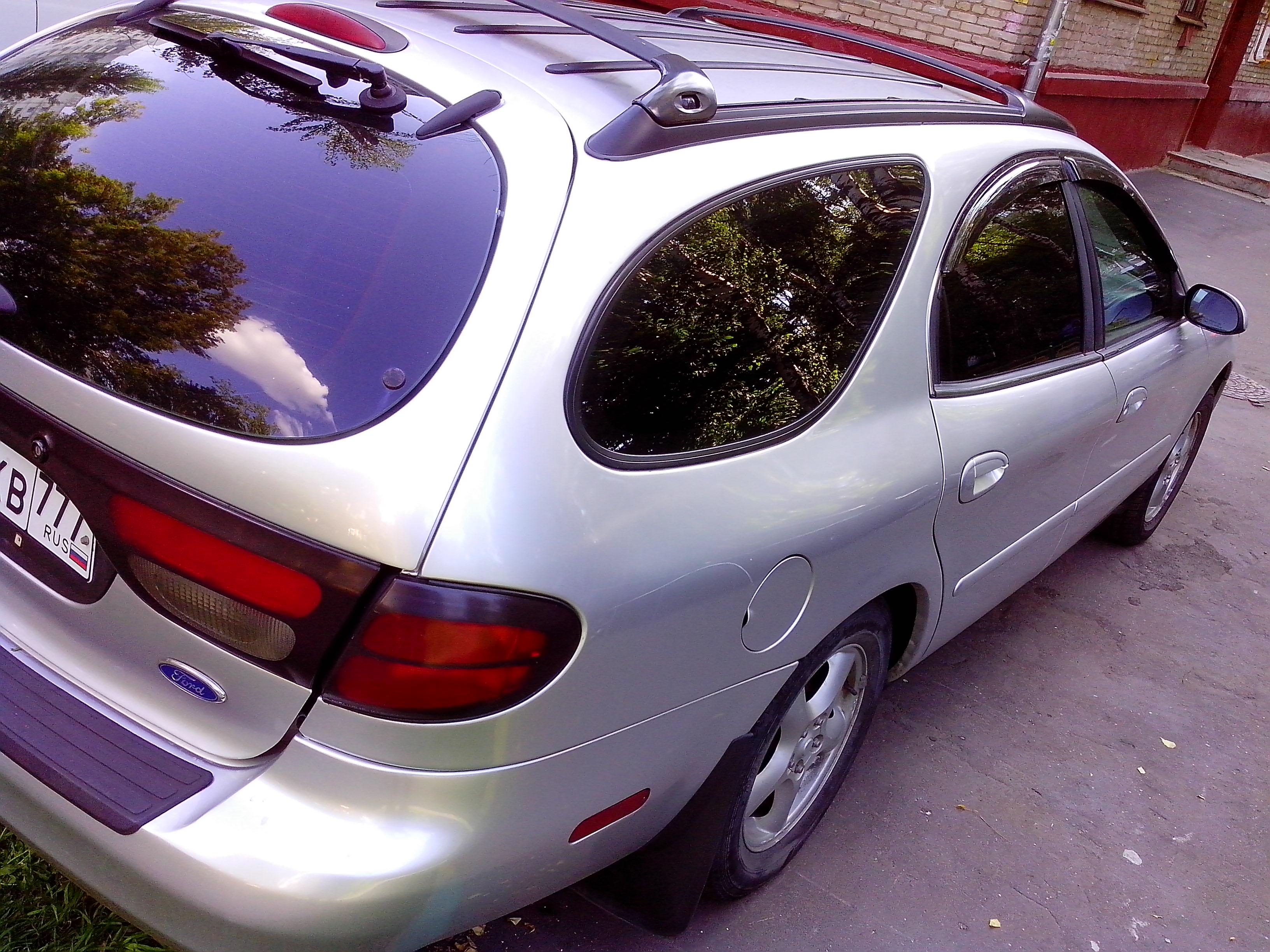фары форд таурус новые купить 2002 год #9