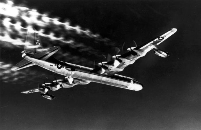 NB-36H_producing_contrails_in_flight.jpg