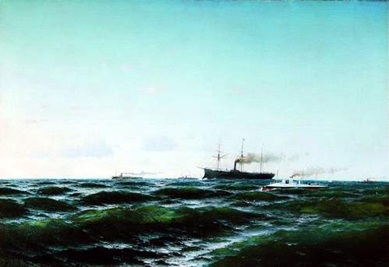 2Кондратенко Гавриил Павлович (1854 - 1924)-Русская эскадра.jpg