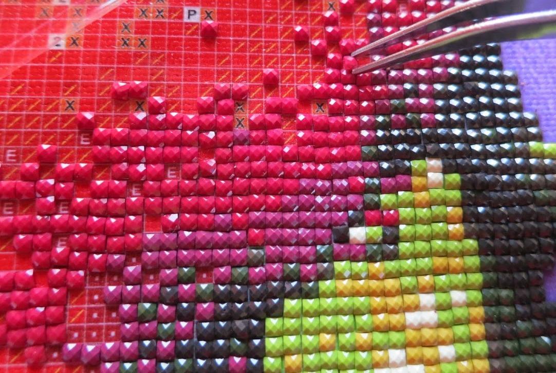 Купить наборы алмазной мозаики в интернет магазине Вышиваю