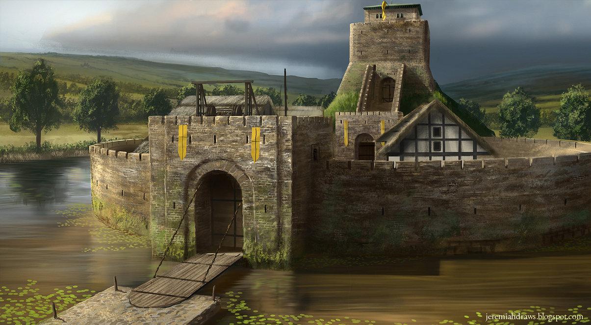 эпизоде подъемные мосты замков картинки только разозлишься себя